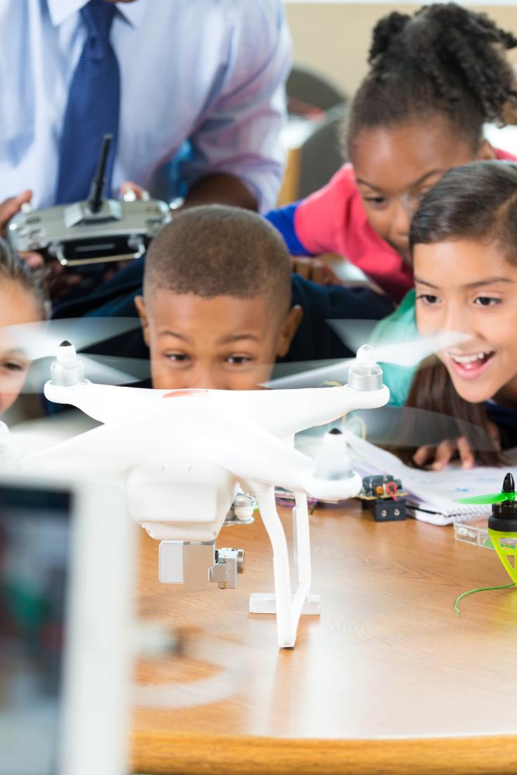 Εκπαιδευτική Ρομποτική- Drones